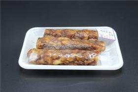 Top Lidding Film Packing Processed Sausage